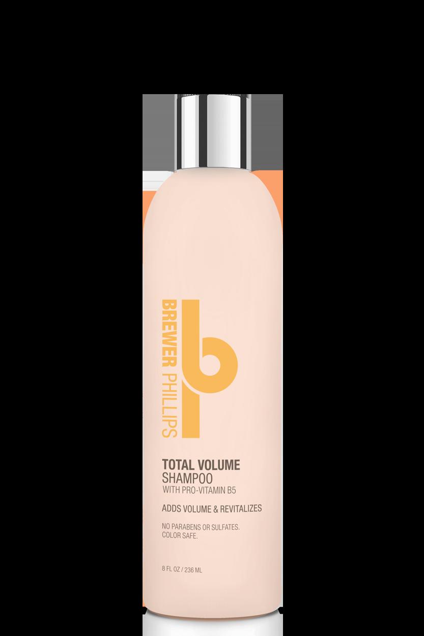 Brewer Phillips Total Volume Shampoo